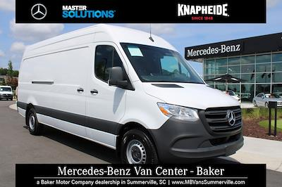 2021 Mercedes-Benz Sprinter 2500 4x2, Knapheide KVE Upfitted Cargo Van #MV0204 - photo 1