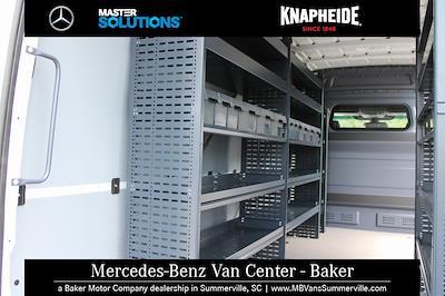 2021 Mercedes-Benz Sprinter 2500 4x2, Knapheide KVE Upfitted Cargo Van #MV0204 - photo 2