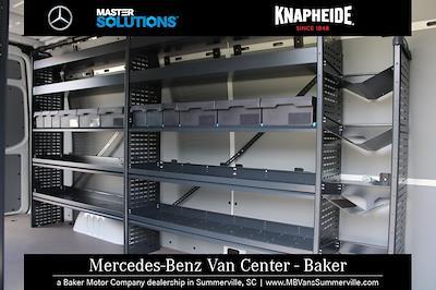 2021 Mercedes-Benz Sprinter 2500 4x2, Knapheide KVE Upfitted Cargo Van #MV0204 - photo 3