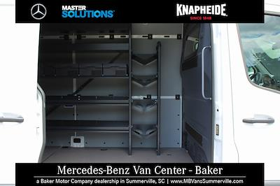 2021 Mercedes-Benz Sprinter 2500 4x2, Knapheide KVE Upfitted Cargo Van #MV0204 - photo 8