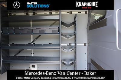 2021 Mercedes-Benz Sprinter 2500 4x2, Knapheide KVE Upfitted Cargo Van #MV0204 - photo 9
