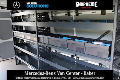 2021 Mercedes-Benz Sprinter 2500 4x2, Knapheide KVE Upfitted Cargo Van #MV0204 - photo 10