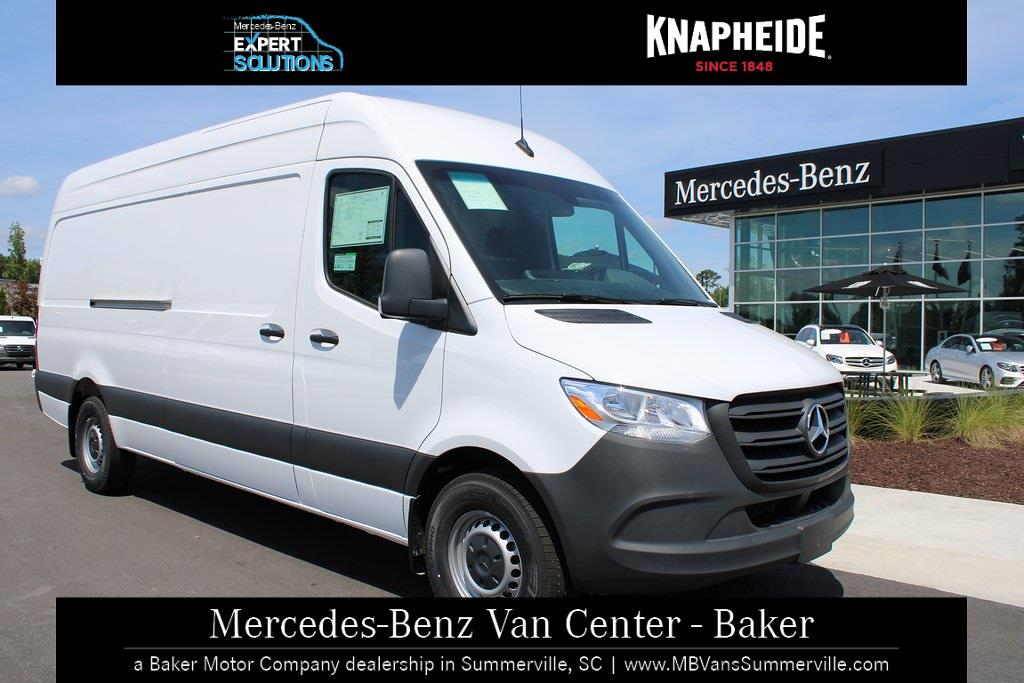 2021 Mercedes-Benz Sprinter 2500 4x2, Knapheide Upfitted Cargo Van #MV0205 - photo 1