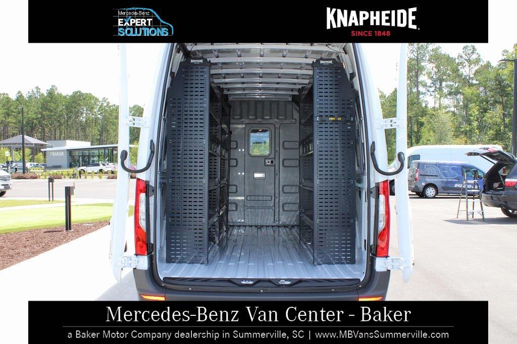 2021 Mercedes-Benz Sprinter 2500 4x2, Knapheide KVE Upfitted Cargo Van #MV0205 - photo 15