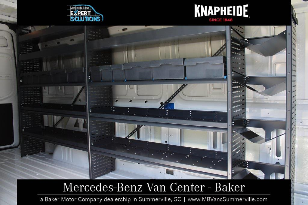 2021 Mercedes-Benz Sprinter 2500 4x2, Knapheide KVE Upfitted Cargo Van #MV0205 - photo 3