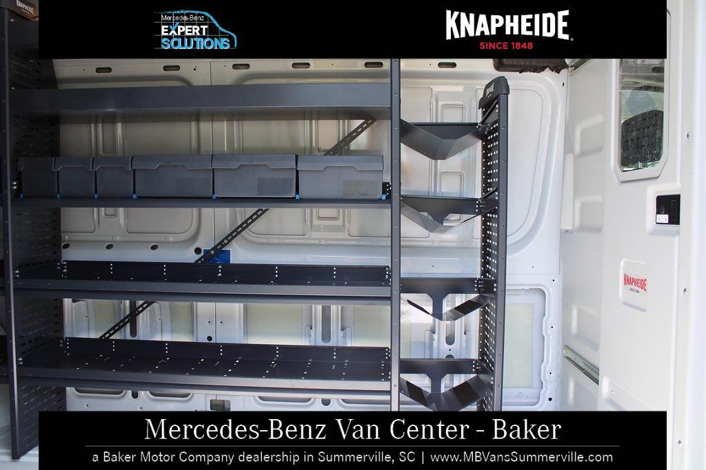2021 Mercedes-Benz Sprinter 2500 4x2, Knapheide KVE Upfitted Cargo Van #MV0205 - photo 6