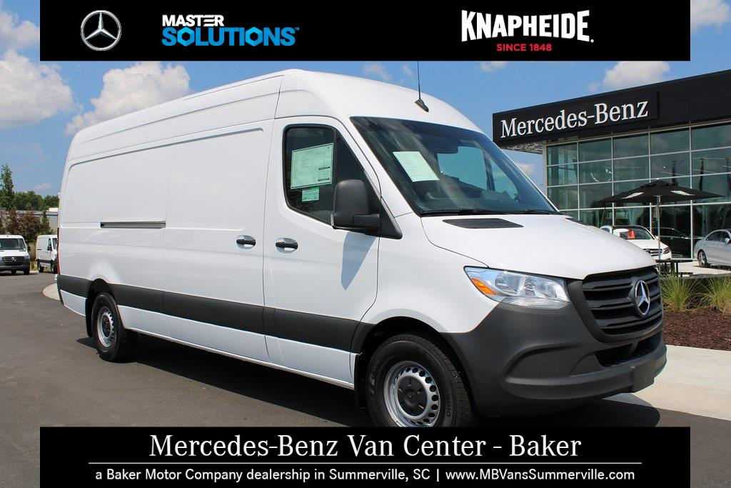 2021 Mercedes-Benz Sprinter 2500 4x2, Knapheide Upfitted Cargo Van #MV0206 - photo 1