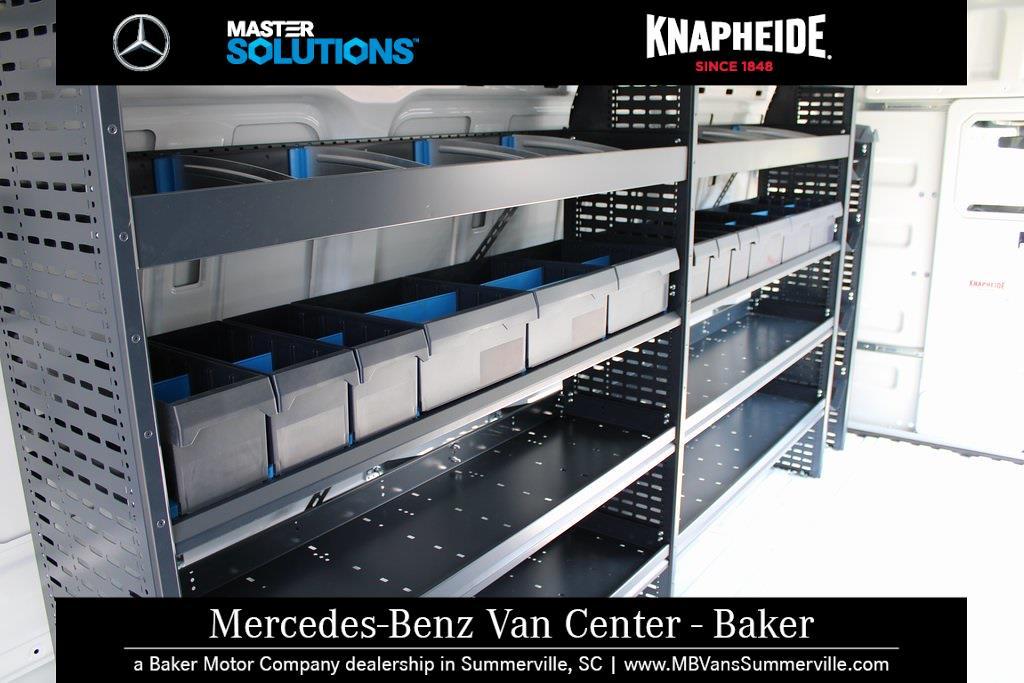2021 Mercedes-Benz Sprinter 2500 4x2, Knapheide KVE Upfitted Cargo Van #MV0206 - photo 11