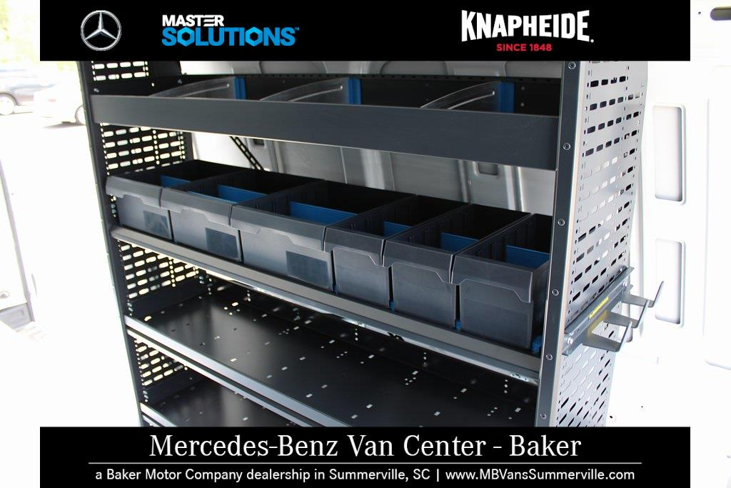 2021 Mercedes-Benz Sprinter 2500 4x2, Knapheide KVE Upfitted Cargo Van #MV0206 - photo 12