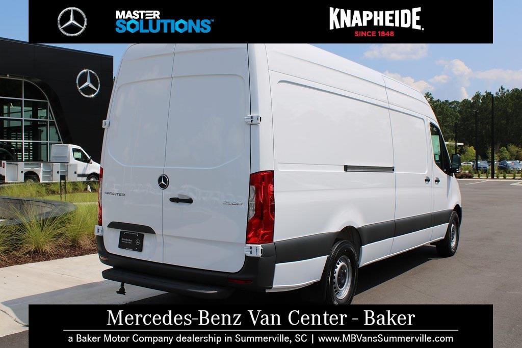 2021 Mercedes-Benz Sprinter 2500 4x2, Knapheide KVE Upfitted Cargo Van #MV0206 - photo 14