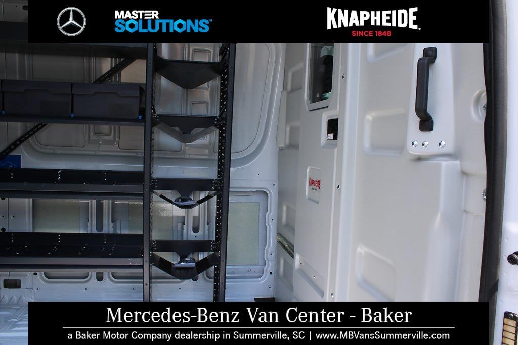 2021 Mercedes-Benz Sprinter 2500 4x2, Knapheide KVE Upfitted Cargo Van #MV0206 - photo 3