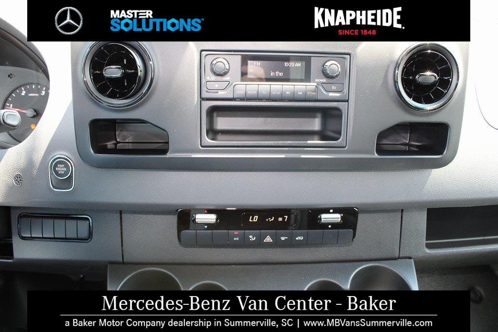 2021 Mercedes-Benz Sprinter 2500 4x2, Knapheide KVE Upfitted Cargo Van #MV0206 - photo 28
