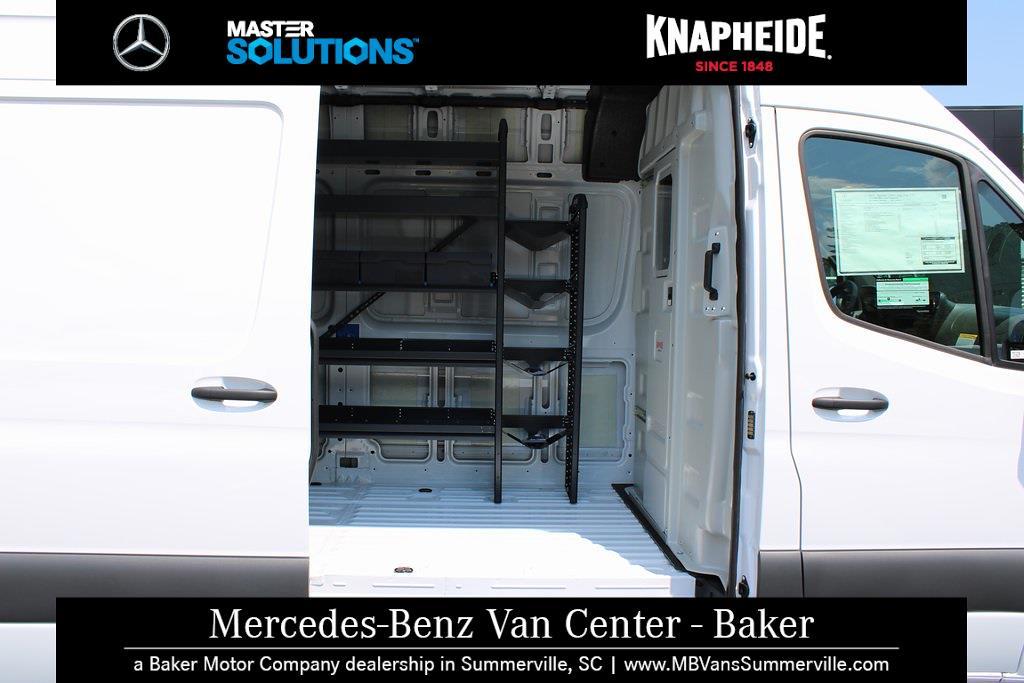 2021 Mercedes-Benz Sprinter 2500 4x2, Knapheide KVE Upfitted Cargo Van #MV0206 - photo 7