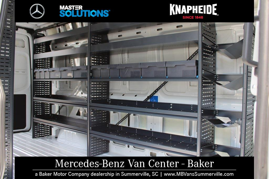 2021 Mercedes-Benz Sprinter 2500 4x2, Knapheide KVE Upfitted Cargo Van #MV0206 - photo 8