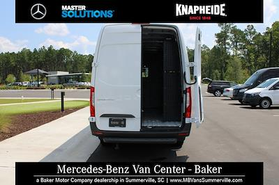 2021 Mercedes-Benz Sprinter 2500 4x2, Knapheide KVE Upfitted Cargo Van #MV0206 - photo 17