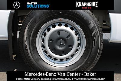 2021 Mercedes-Benz Sprinter 2500 4x2, Knapheide KVE Upfitted Cargo Van #MV0206 - photo 29