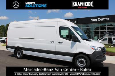 2021 Mercedes-Benz Sprinter 2500 4x2, Knapheide KVE Upfitted Cargo Van #MV0206 - photo 4