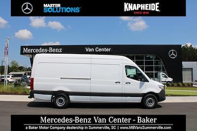 2021 Mercedes-Benz Sprinter 2500 4x2, Knapheide KVE Upfitted Cargo Van #MV0206 - photo 5