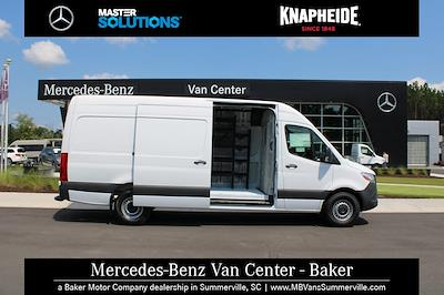 2021 Mercedes-Benz Sprinter 2500 4x2, Knapheide KVE Upfitted Cargo Van #MV0206 - photo 6