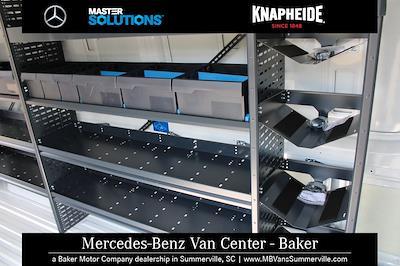 2021 Mercedes-Benz Sprinter 2500 4x2, Knapheide KVE Upfitted Cargo Van #MV0206 - photo 9