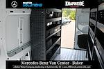 2021 Mercedes-Benz Sprinter 2500 4x2, Knapheide KVE Upfitted Cargo Van #MV0206 - photo 10