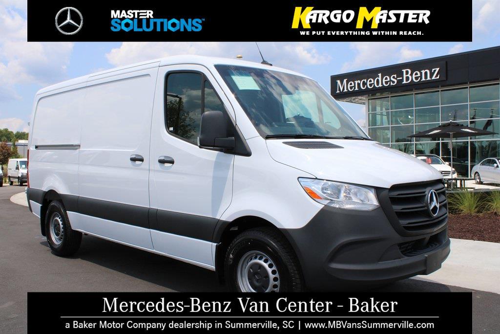 2021 Mercedes-Benz Sprinter 2500 4x2, Kargo Master Upfitted Cargo Van #MV0211 - photo 1