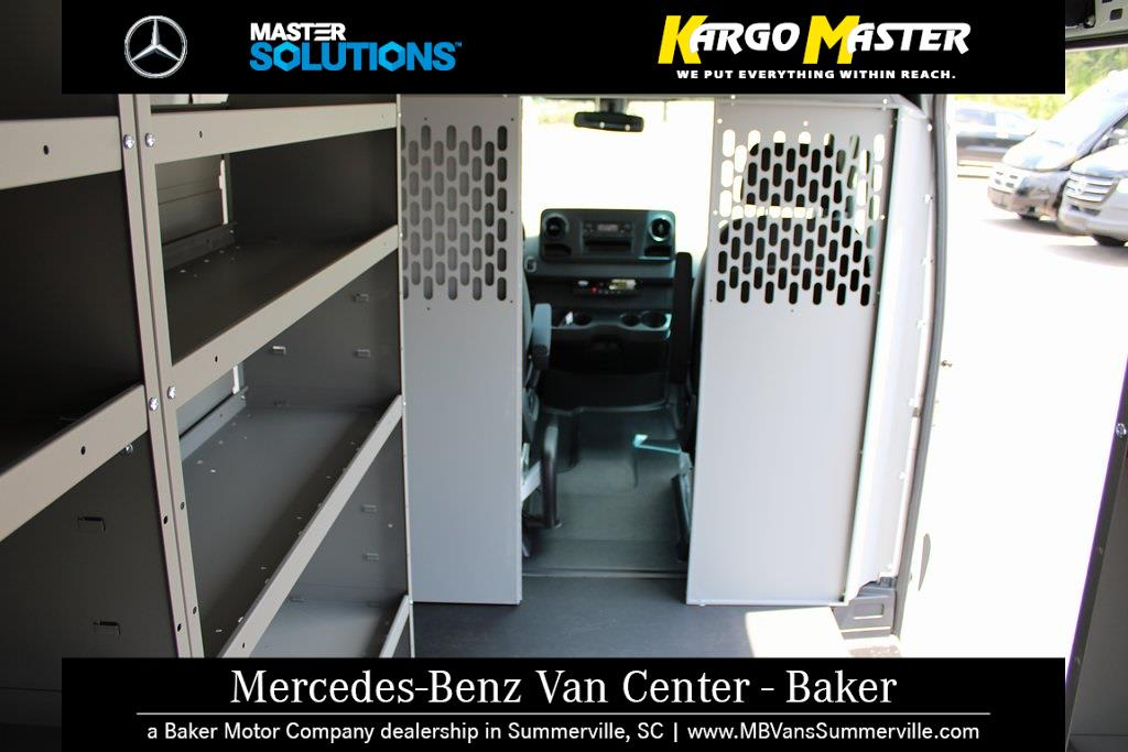 2021 Mercedes-Benz Sprinter 2500 4x2, Kargo Master Upfitted Cargo Van #MV0211 - photo 17