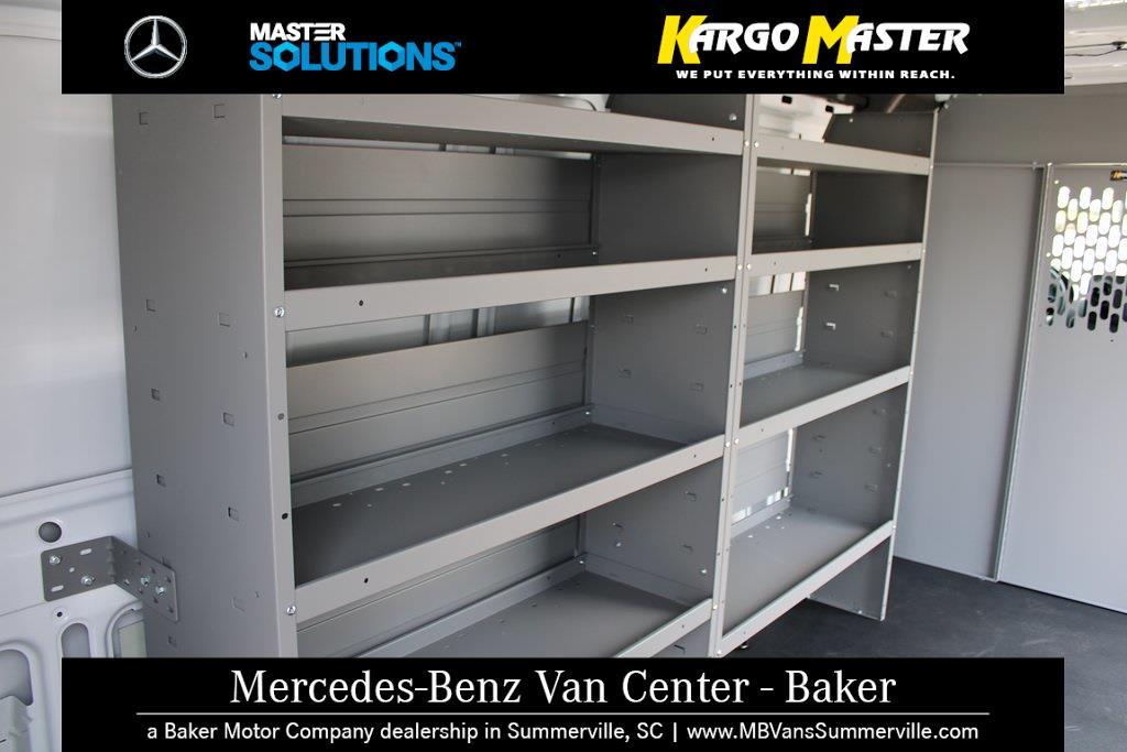 2021 Mercedes-Benz Sprinter 2500 4x2, Kargo Master Upfitted Cargo Van #MV0211 - photo 3