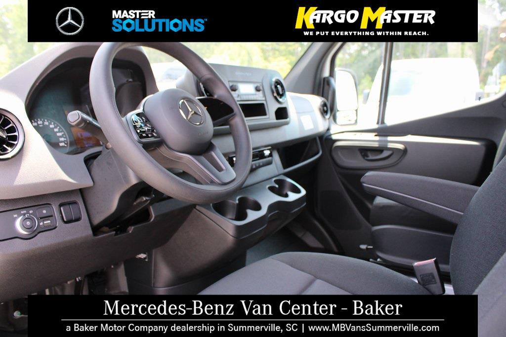 2021 Mercedes-Benz Sprinter 2500 4x2, Kargo Master Upfitted Cargo Van #MV0211 - photo 24
