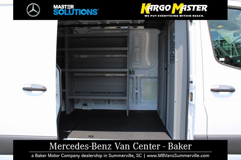 2021 Mercedes-Benz Sprinter 2500 4x2, Kargo Master Upfitted Cargo Van #MV0211 - photo 7
