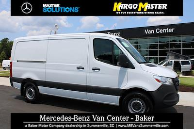 2021 Mercedes-Benz Sprinter 2500 4x2, Kargo Master Upfitted Cargo Van #MV0211 - photo 4