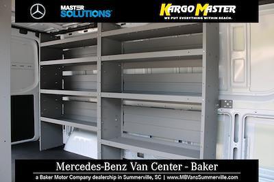 2021 Mercedes-Benz Sprinter 2500 4x2, Kargo Master Upfitted Cargo Van #MV0211 - photo 8