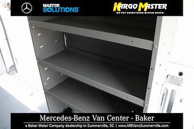 2021 Mercedes-Benz Sprinter 2500 4x2, Kargo Master Upfitted Cargo Van #MV0211 - photo 10
