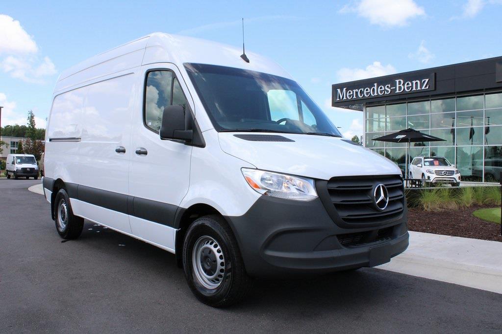 2021 Mercedes-Benz Sprinter 2500 4x2, Kargo Master Upfitted Cargo Van #MV0213 - photo 1