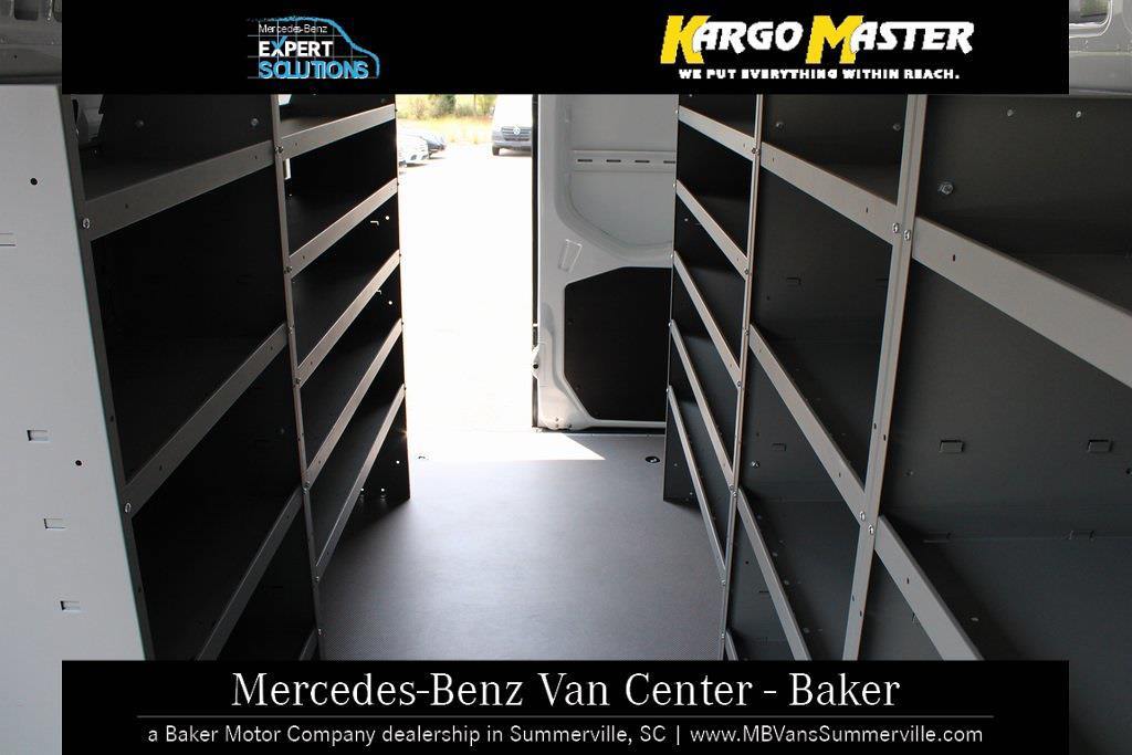 2021 Mercedes-Benz Sprinter 2500 4x2, Kargo Master Upfitted Cargo Van #MV0220 - photo 11