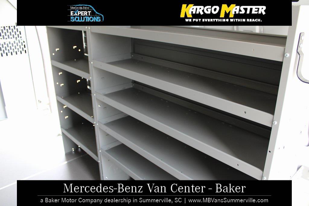 2021 Mercedes-Benz Sprinter 2500 4x2, Kargo Master Upfitted Cargo Van #MV0220 - photo 12