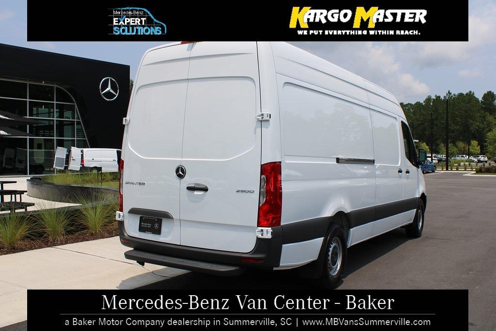 2021 Mercedes-Benz Sprinter 2500 4x2, Kargo Master Upfitted Cargo Van #MV0220 - photo 14