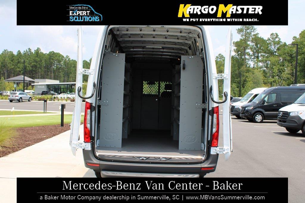 2021 Mercedes-Benz Sprinter 2500 4x2, Kargo Master Upfitted Cargo Van #MV0220 - photo 1