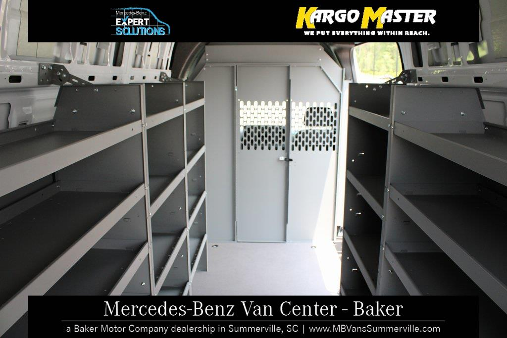 2021 Mercedes-Benz Sprinter 2500 4x2, Kargo Master Upfitted Cargo Van #MV0220 - photo 19
