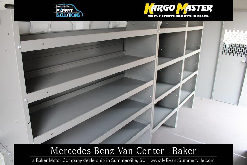 2021 Mercedes-Benz Sprinter 2500 4x2, Kargo Master Upfitted Cargo Van #MV0220 - photo 3