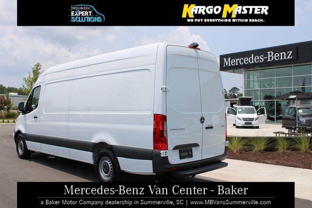 2021 Mercedes-Benz Sprinter 2500 4x2, Kargo Master Upfitted Cargo Van #MV0220 - photo 21