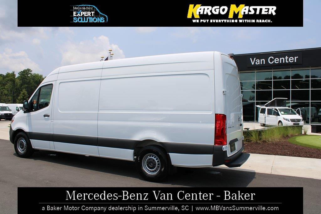 2021 Mercedes-Benz Sprinter 2500 4x2, Kargo Master Upfitted Cargo Van #MV0220 - photo 22