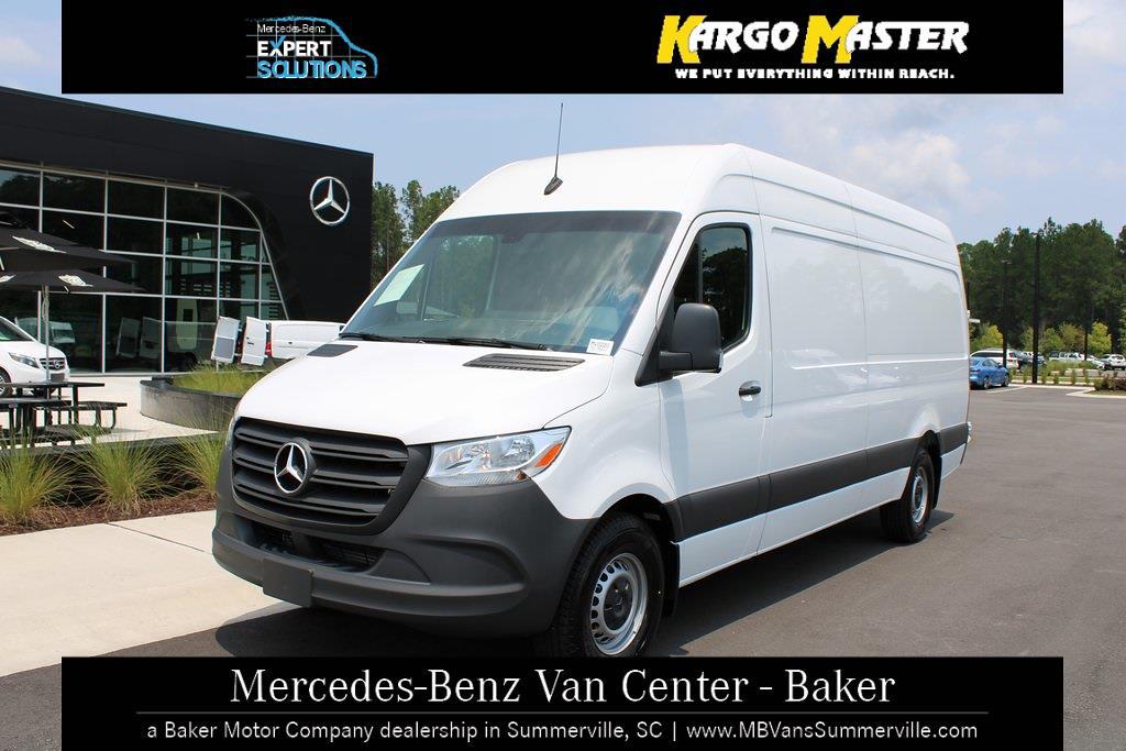2021 Mercedes-Benz Sprinter 2500 4x2, Kargo Master Upfitted Cargo Van #MV0220 - photo 25
