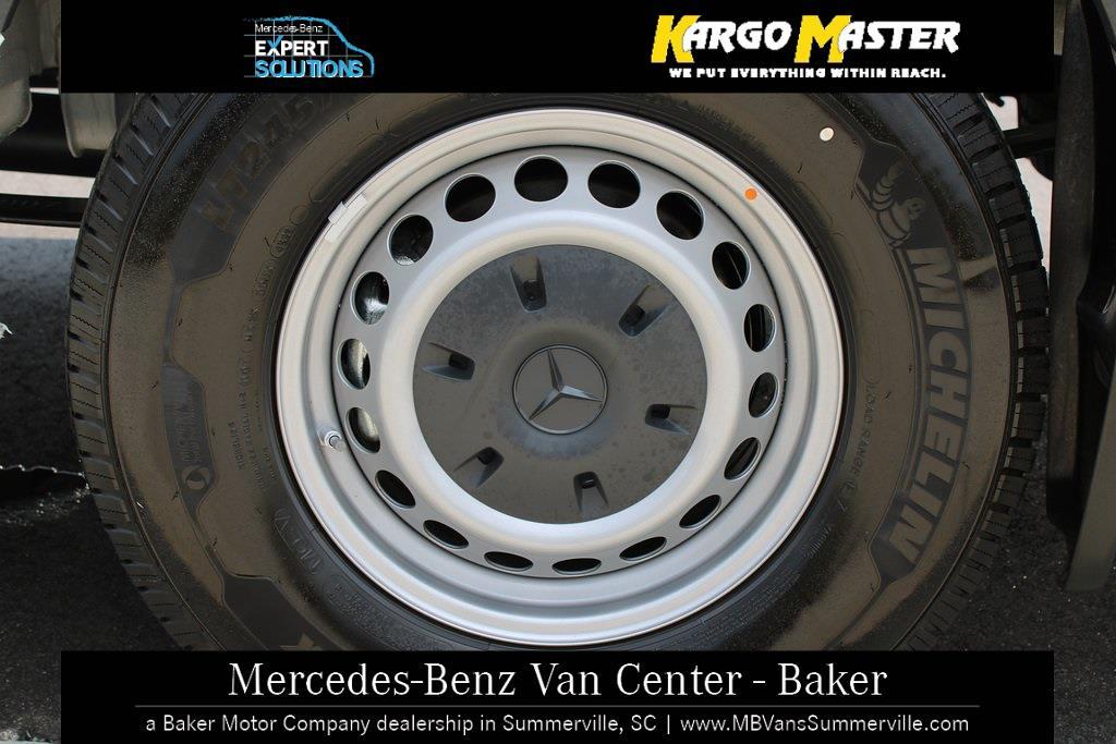 2021 Mercedes-Benz Sprinter 2500 4x2, Kargo Master Upfitted Cargo Van #MV0220 - photo 29