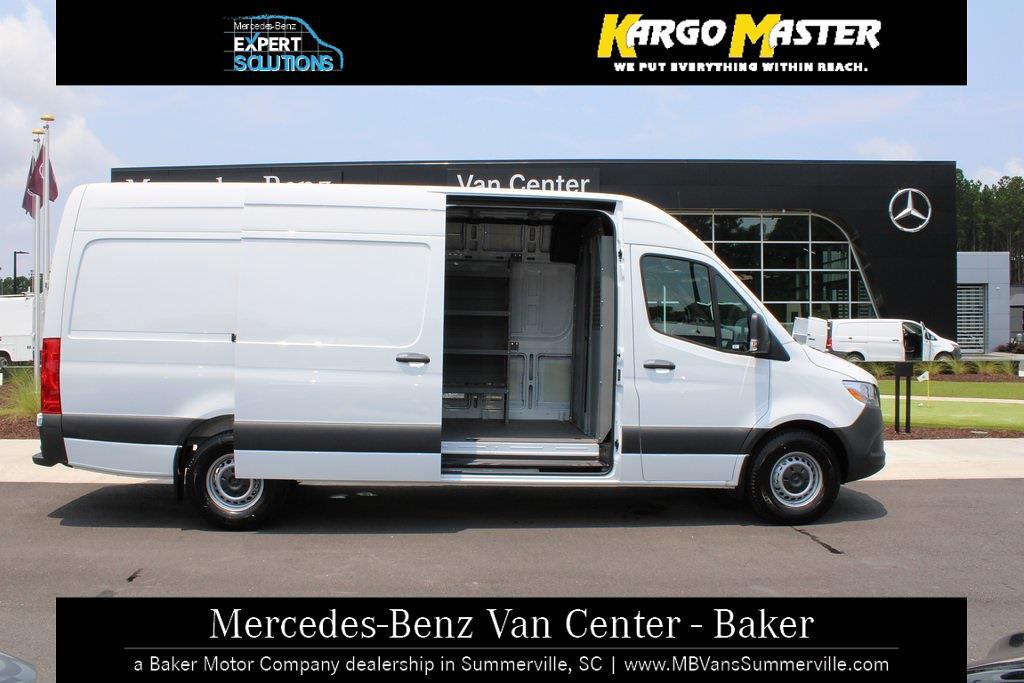 2021 Mercedes-Benz Sprinter 2500 4x2, Kargo Master Upfitted Cargo Van #MV0220 - photo 6