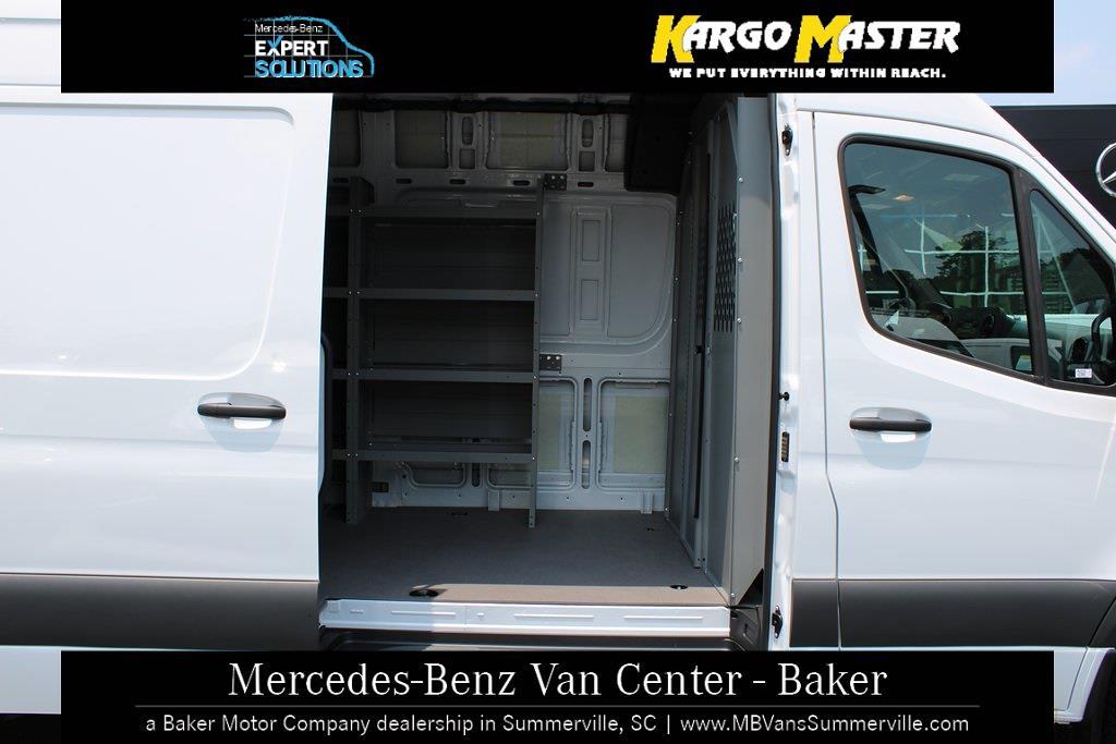 2021 Mercedes-Benz Sprinter 2500 4x2, Kargo Master Upfitted Cargo Van #MV0220 - photo 7
