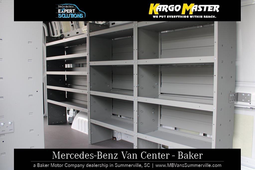 2021 Mercedes-Benz Sprinter 2500 4x2, Kargo Master Upfitted Cargo Van #MV0220 - photo 8