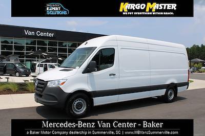 2021 Mercedes-Benz Sprinter 2500 4x2, Kargo Master Upfitted Cargo Van #MV0220 - photo 24