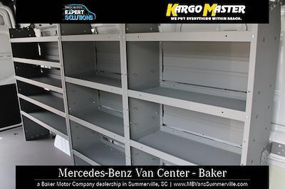 2021 Mercedes-Benz Sprinter 2500 4x2, Kargo Master Upfitted Cargo Van #MV0220 - photo 9