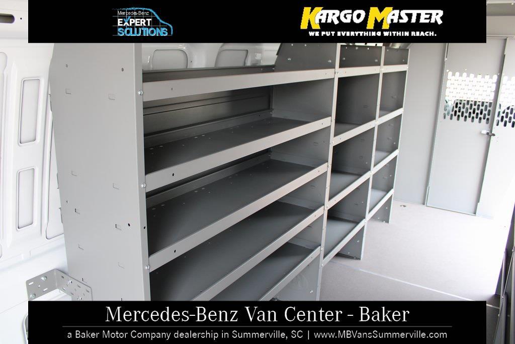 2021 Mercedes-Benz Sprinter 2500 4x2, Kargo Master Upfitted Cargo Van #MV0222 - photo 12